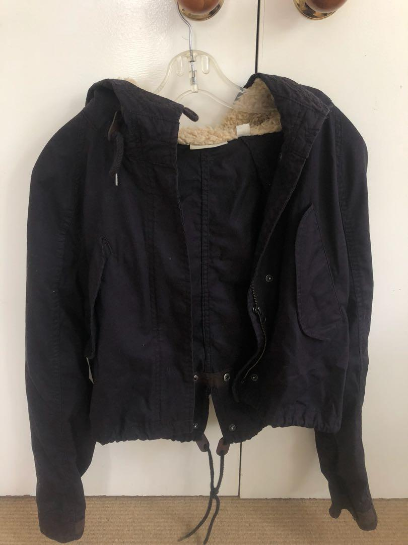 Country road cropped jacket