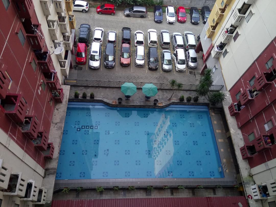 Dijual CEPAT !!! Termasuk balik nama. Apartemen Casablanca East Jakarta Timur