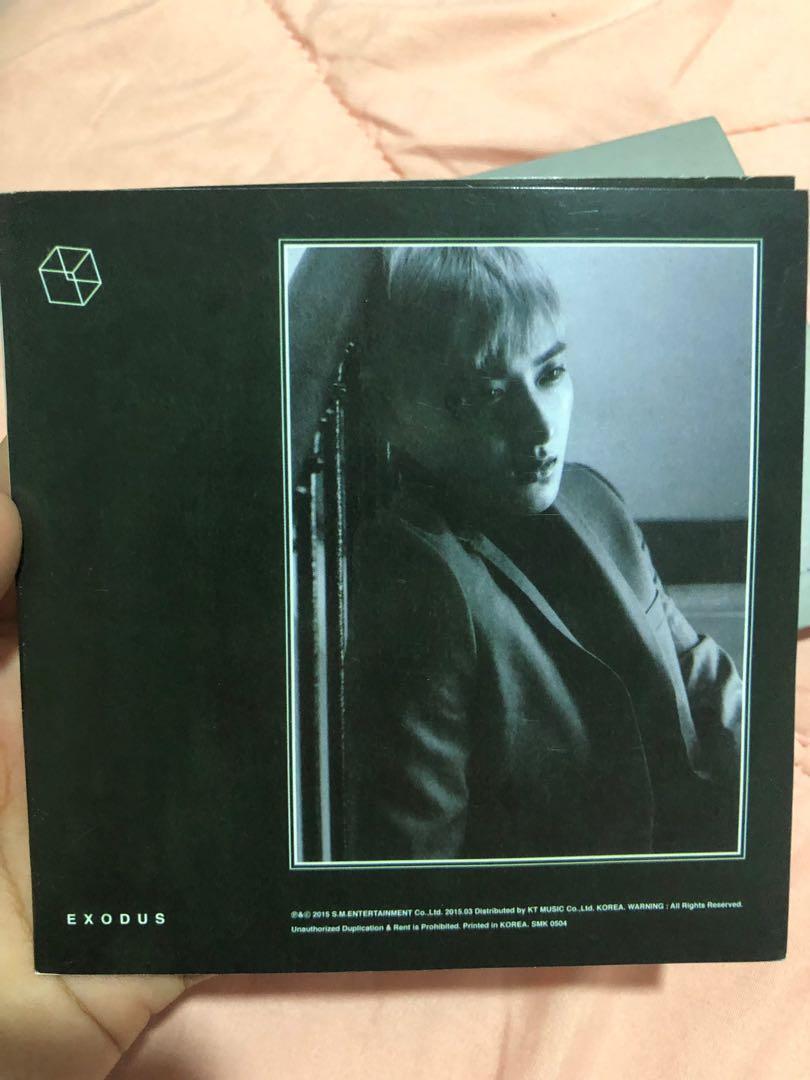 Exodus album (tao)