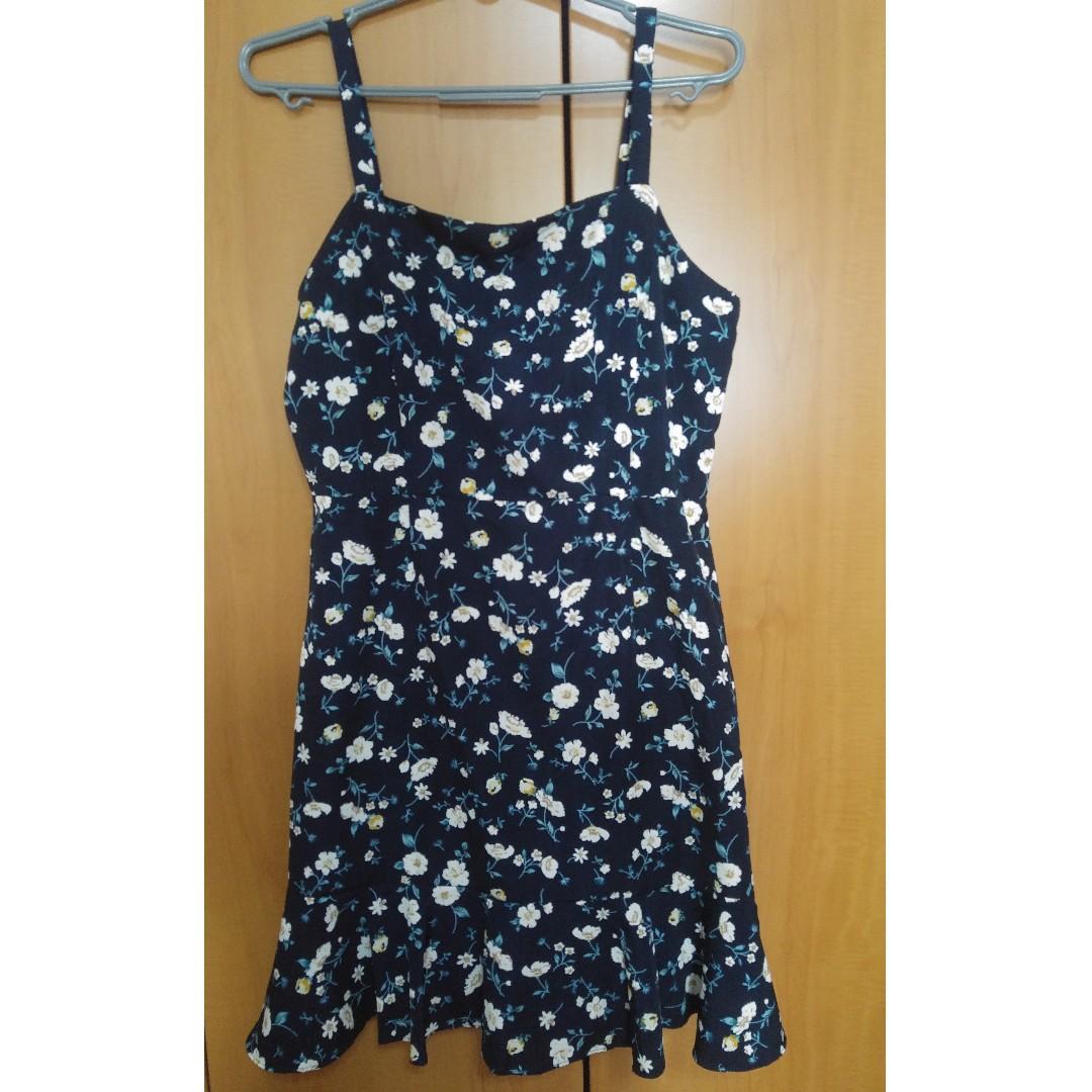 Floral Dress (Large)