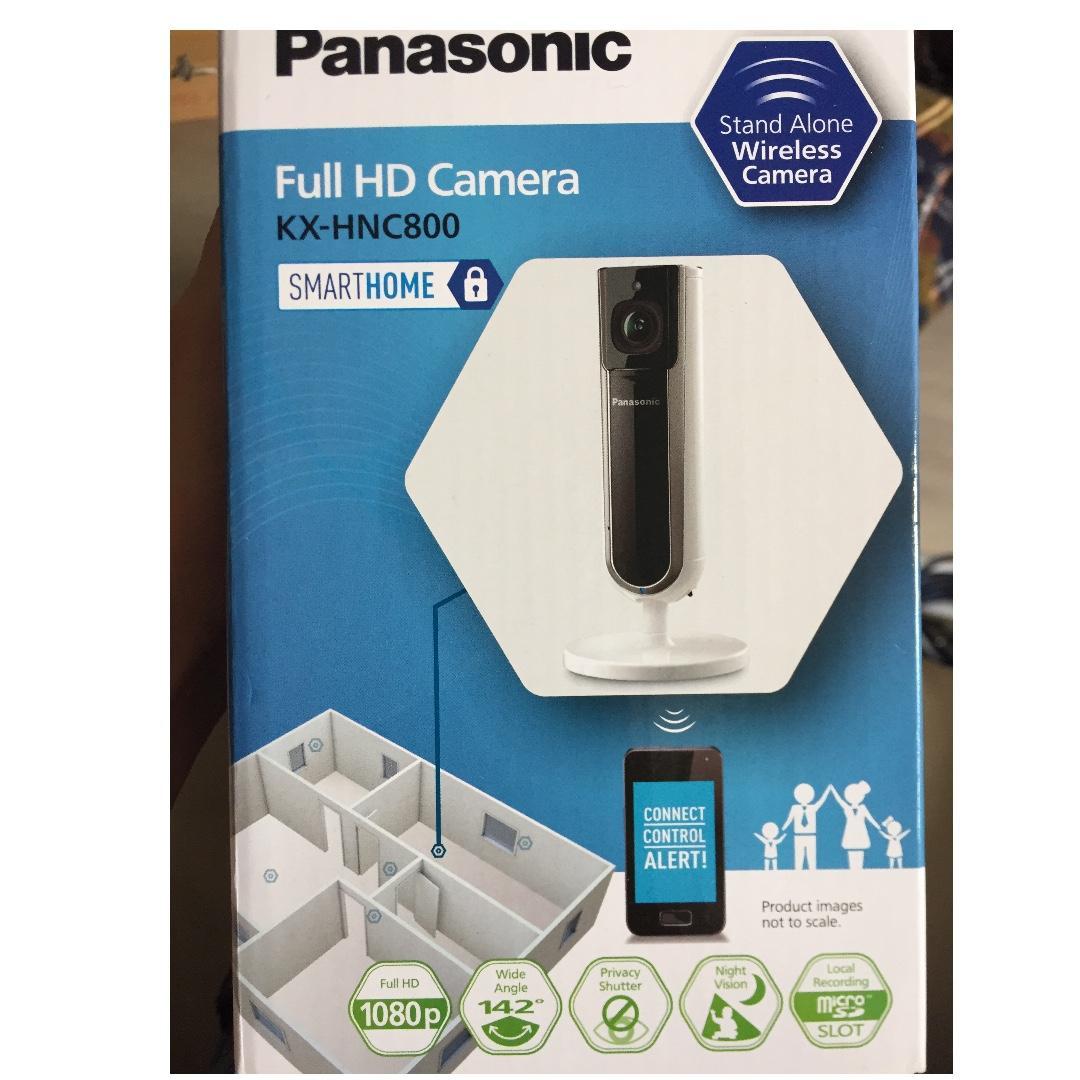 Full HD Camera for smartHome(kids, animals...)