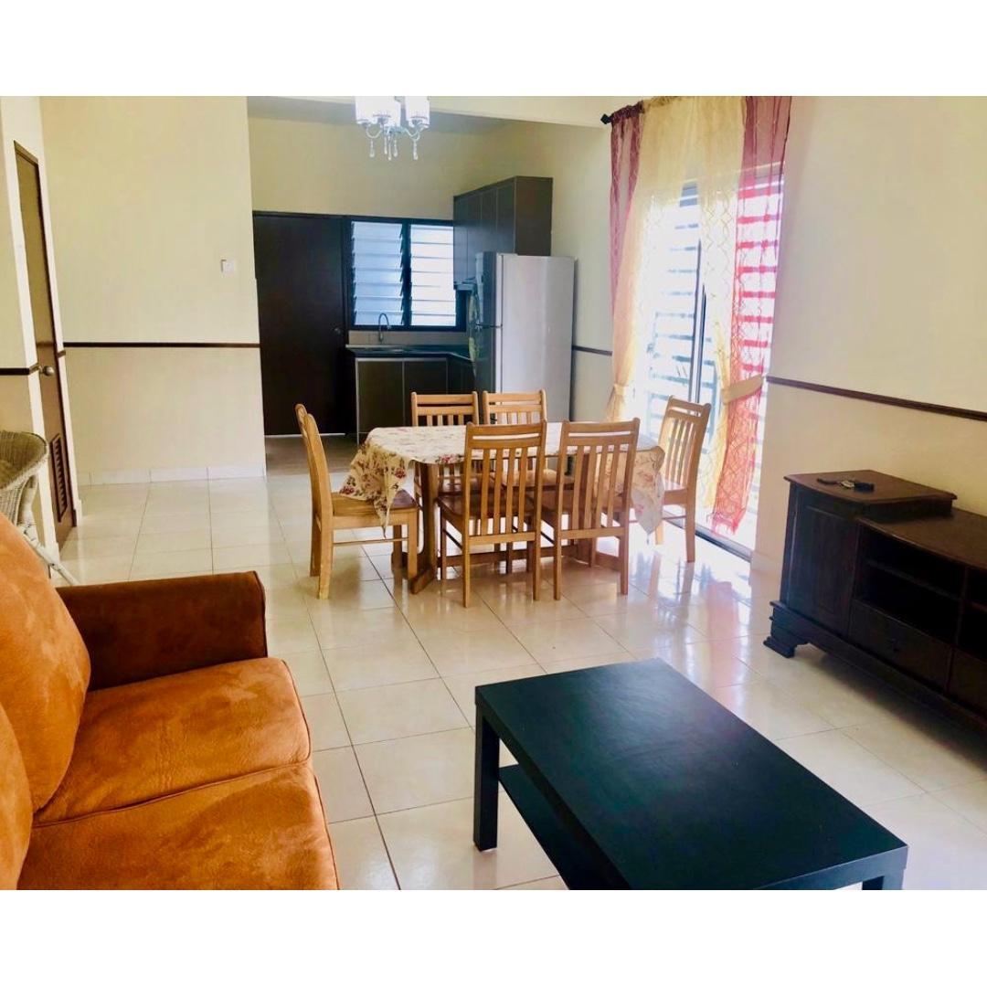 [Fully furnished] Semi D Cluster 2 Storey Alam Suria Puncak Alam