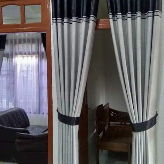 Model Gorden Pintu Kupu Tarung  interior gorden minimalis rumah joglo limasan work