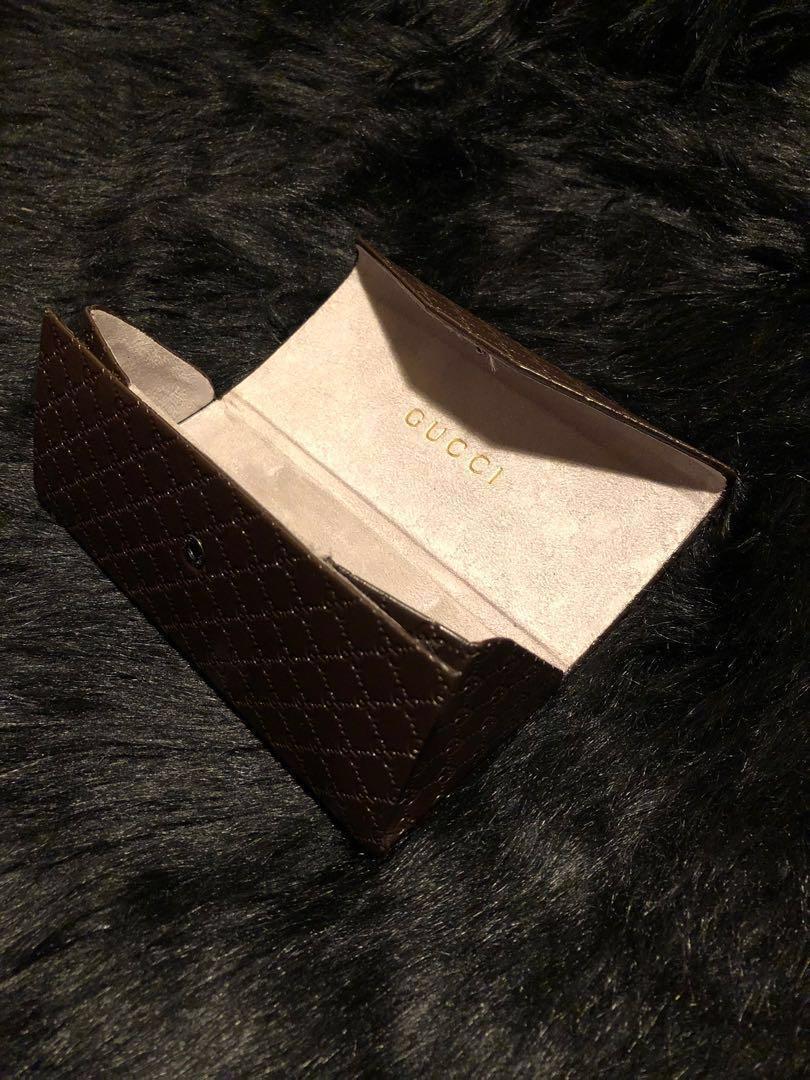 Gucci Glasses Case// 眼鏡盒