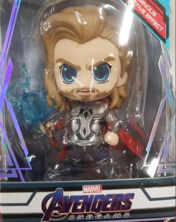 Hottoys Endgame cosbaby