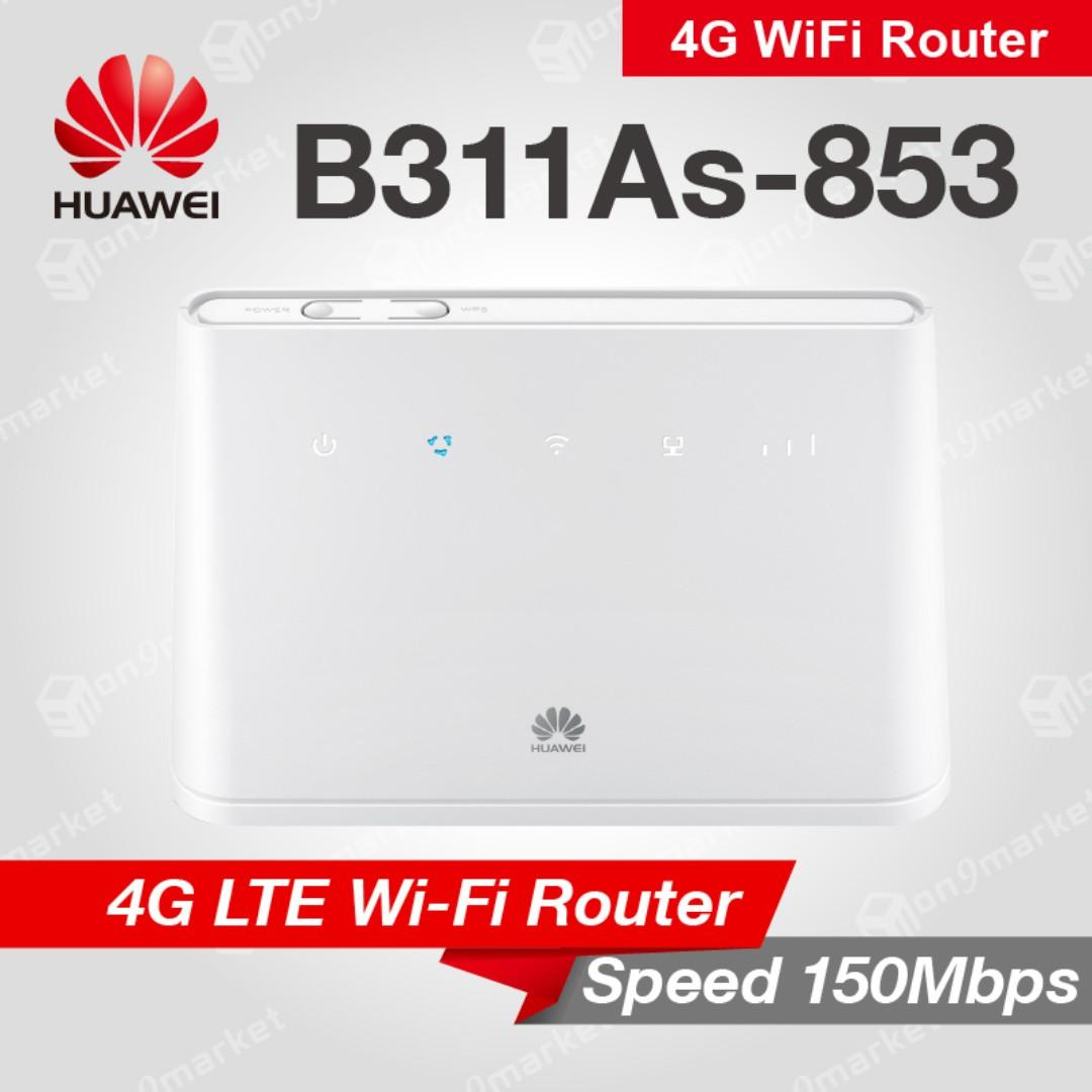 Huawei B311 CPE 4G Sim Card Router MIFI WIFI Router Wireless