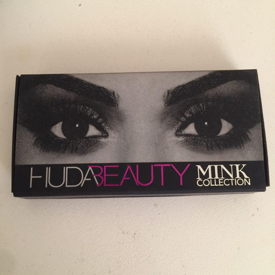 Huda Beauty Mink Lashes