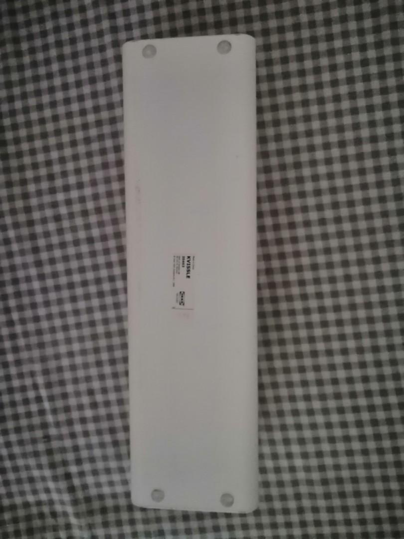 Ikea metal cable box