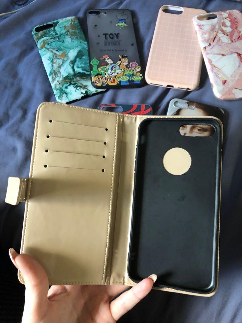 IPHONE 8+ & 7+ phone case