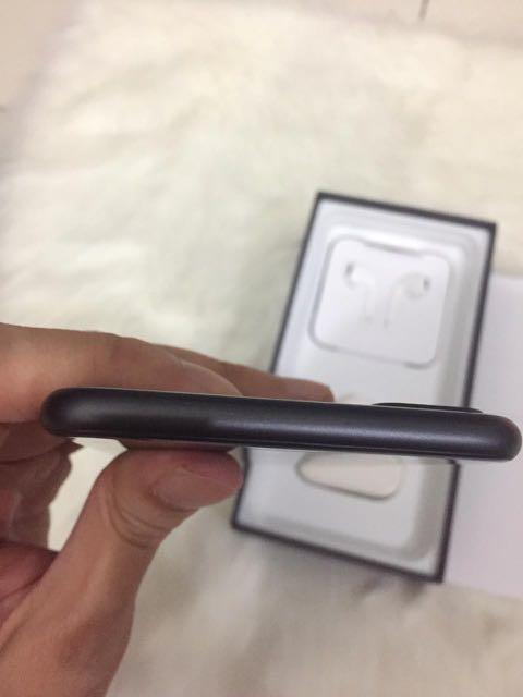 Iphone 8plus space gray 64gb second