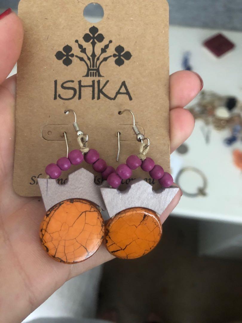 ISHKA Earrings