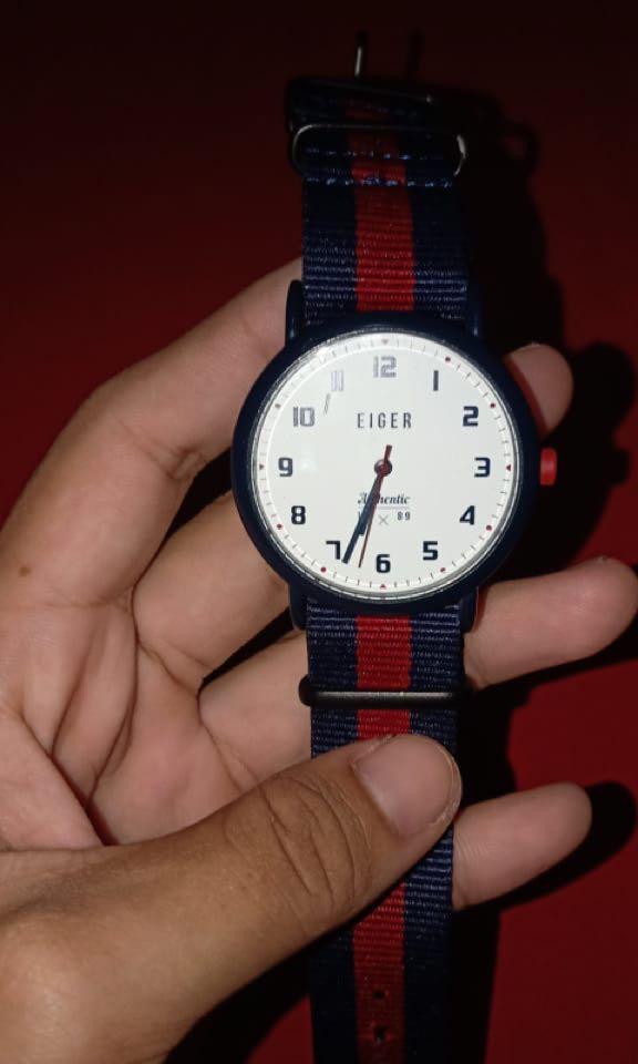 Jam tangan eiger
