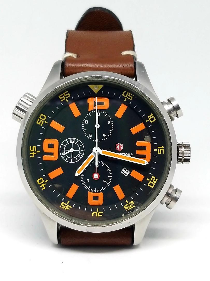 Jam tangan Expedition E6318M ORI
