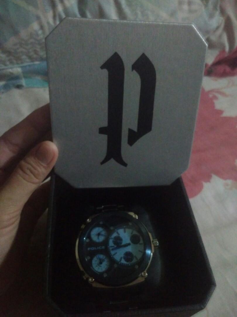 Jam tangan police original 100%