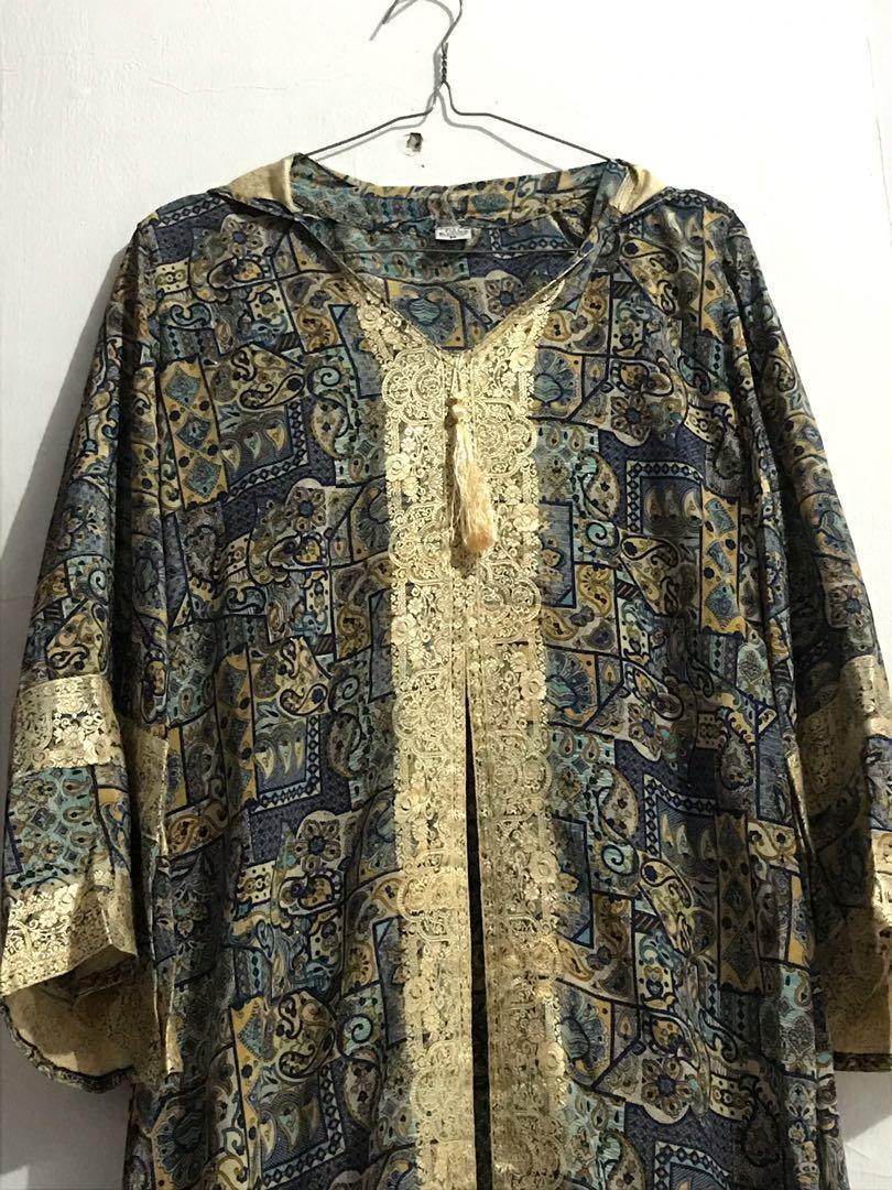 Kaftan batik (baca desc)