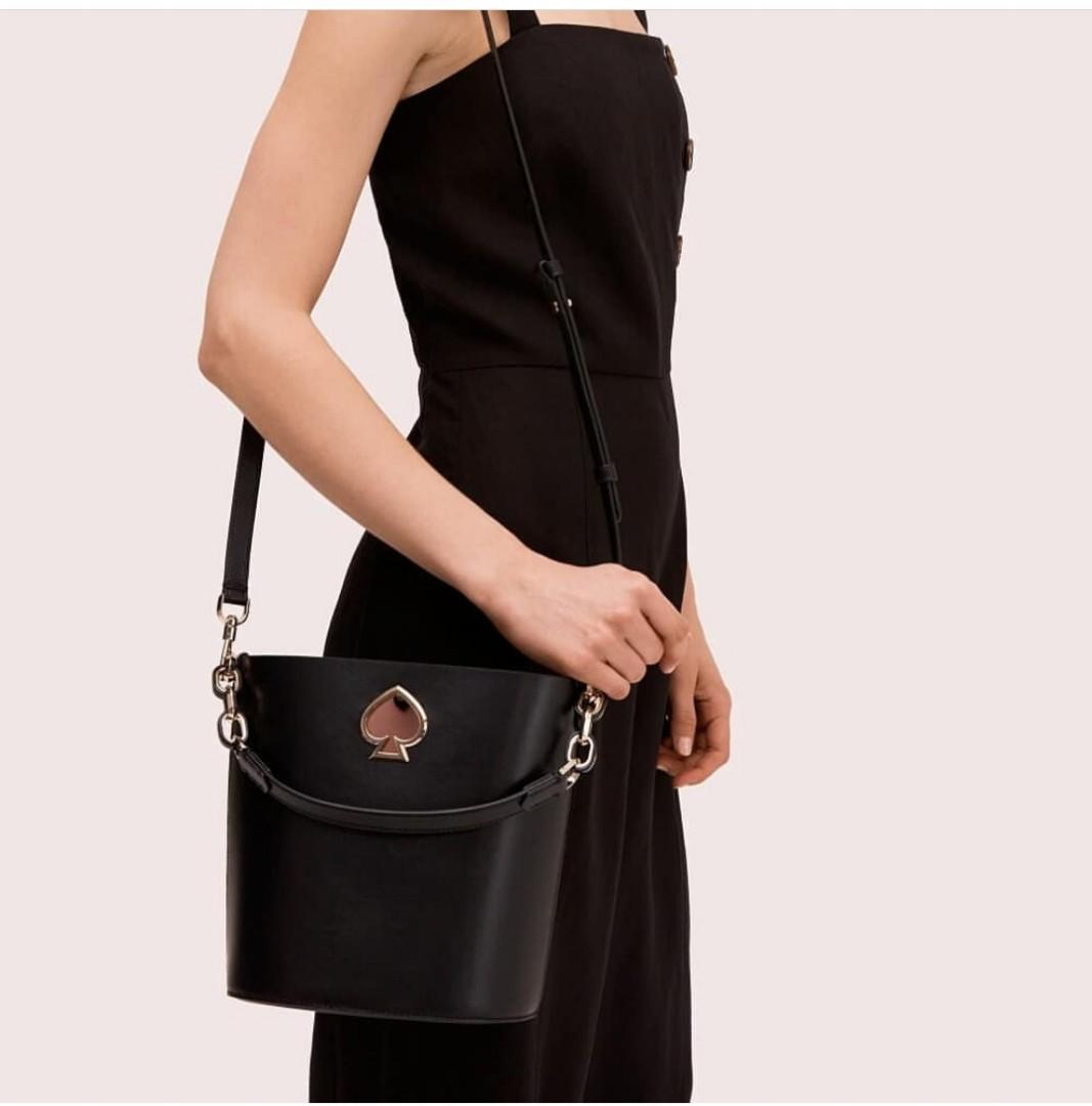 Kate Spade Suzy Small Bucket Bag Original New