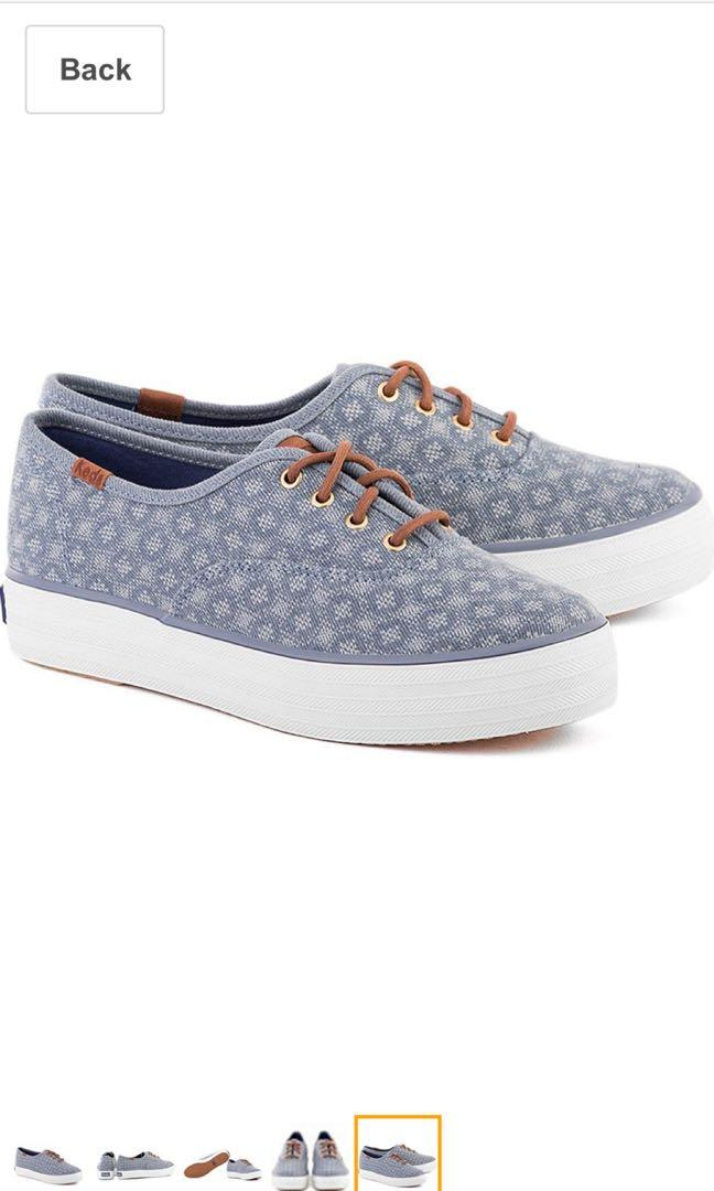 Keds triple diamond