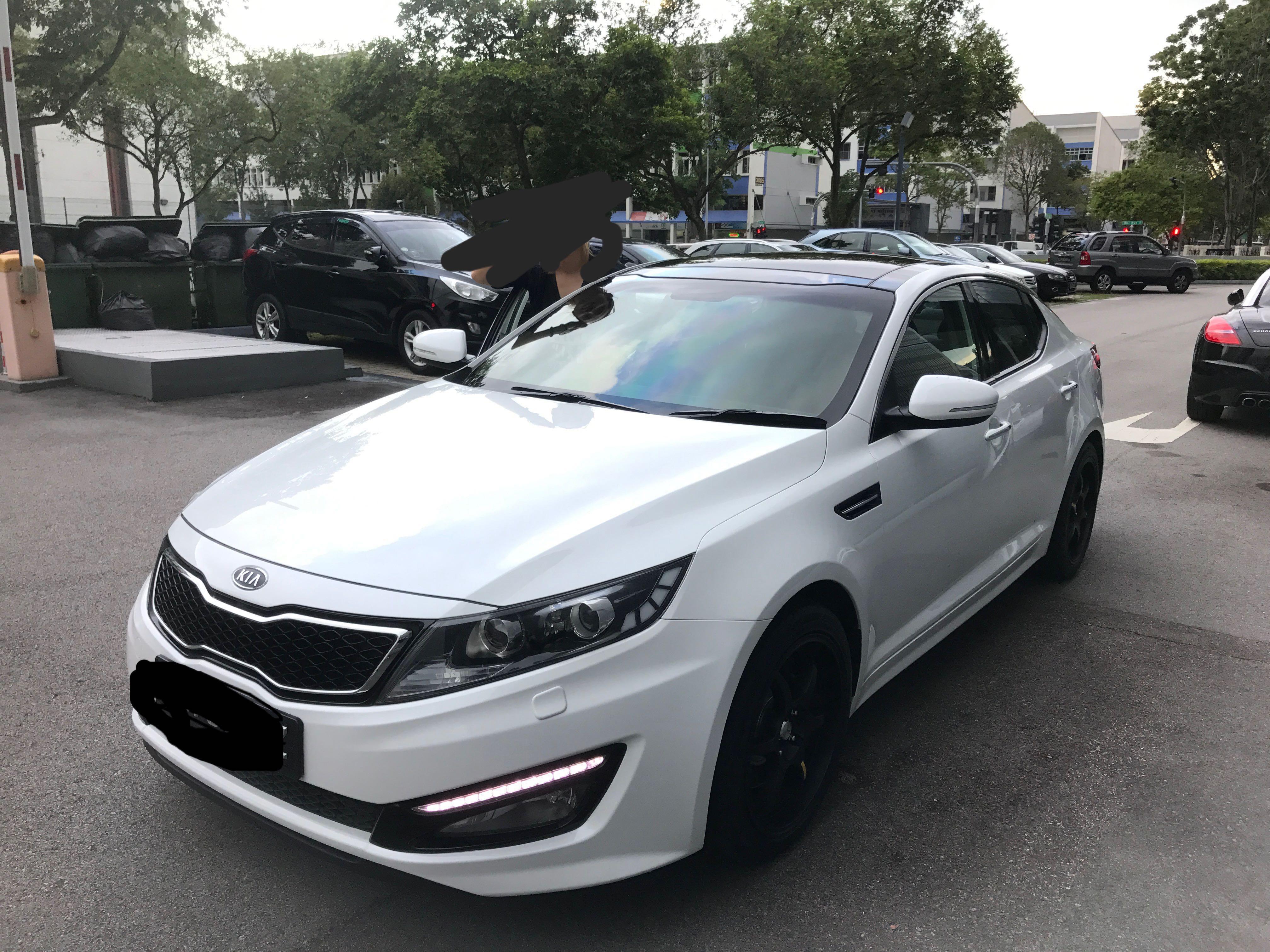 Kia Optima 2.0 K5 Auto