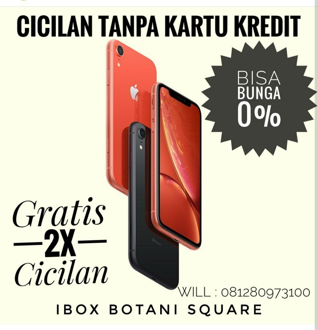 kredit iPhone Xr di iBox Botani