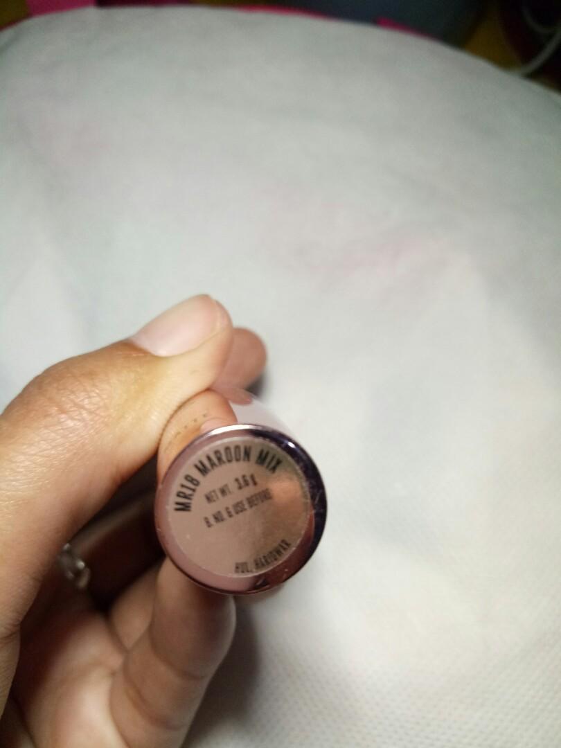 Lakme lipstik