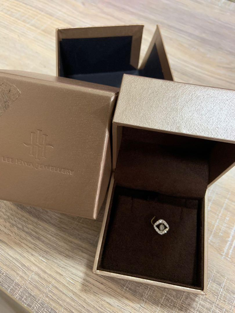 Lee Hwa Dancing Diamond Pendant (Brand New)