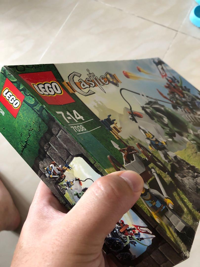 LEGO 7038