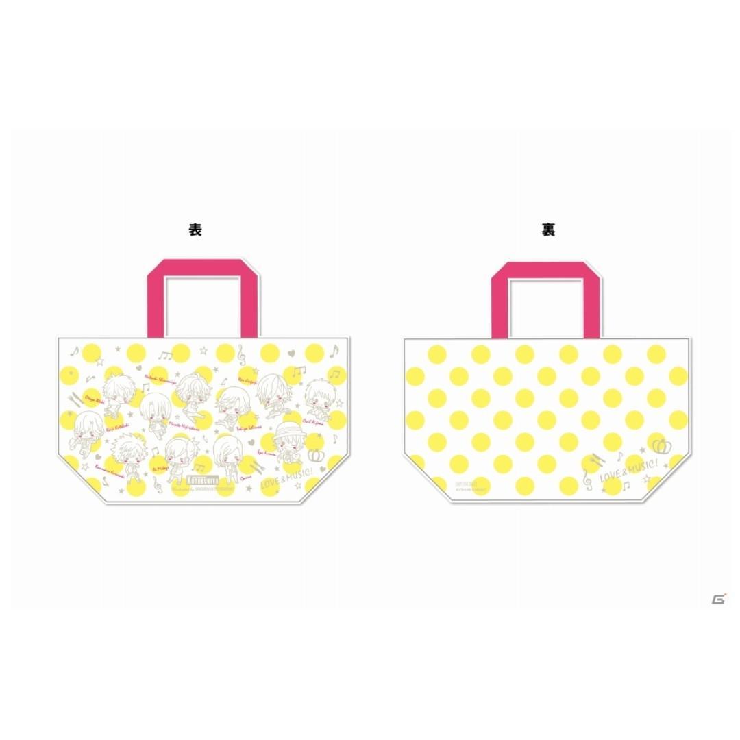 (Limited) Uta no☆Prince-sama♪ Maji Love Revolutions x Kotobukiya - SD characters - Cloth Tote Bag / Special Made Rabbit Bag