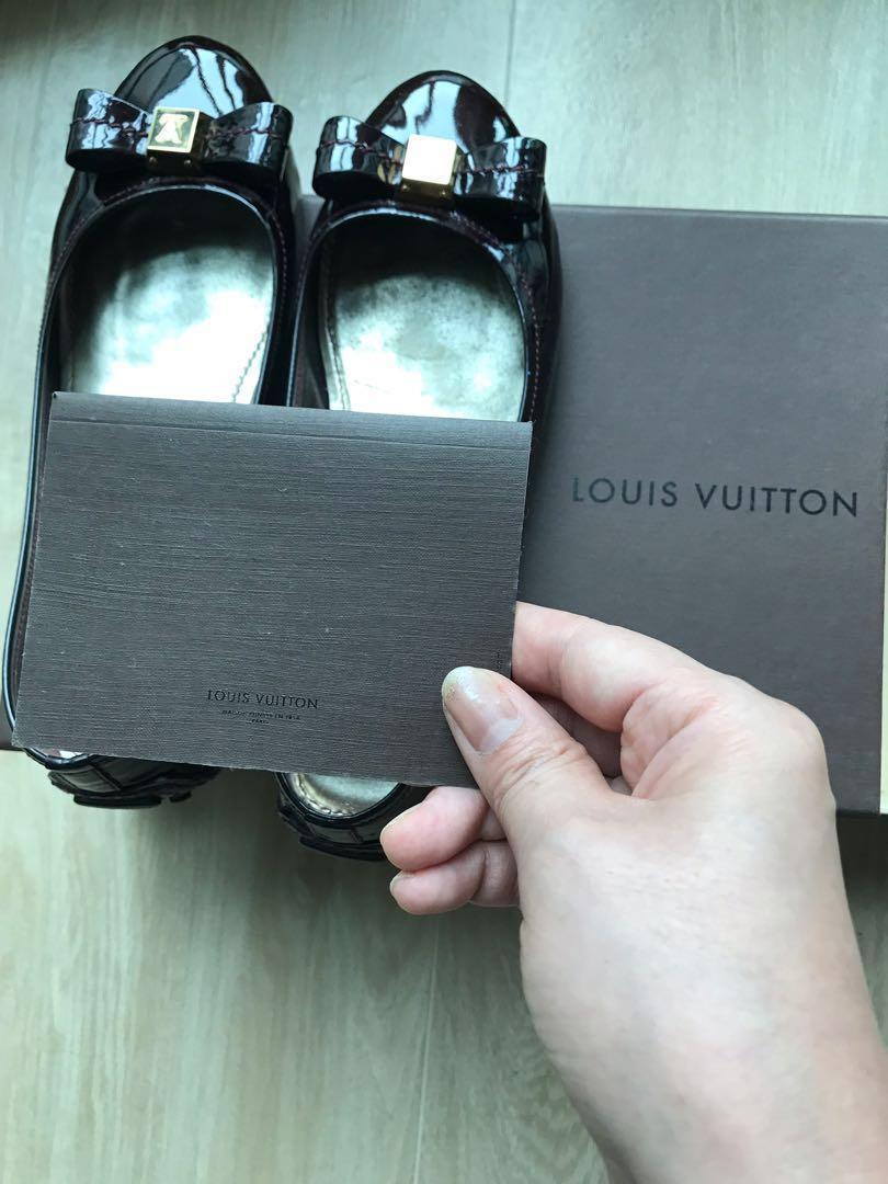LV平根鞋