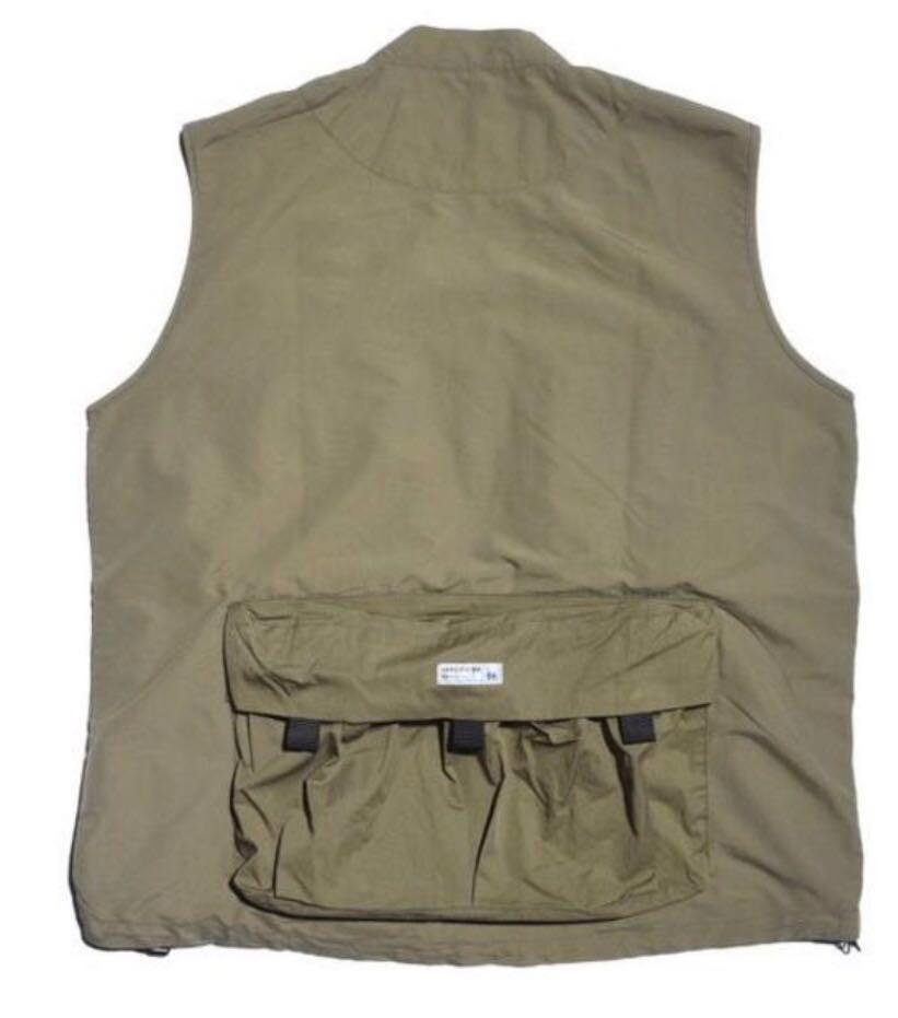 Madness Utility Vest SS19 機能背心馬甲 (Size L)