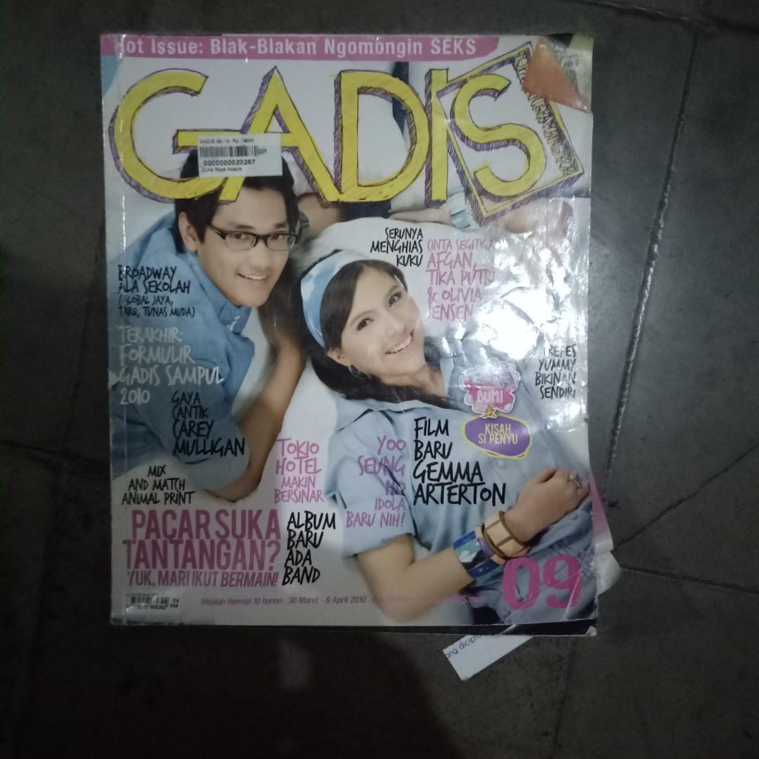 Majalah Gadis