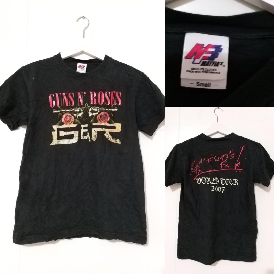 Man Original - Tshirt Band Matfias