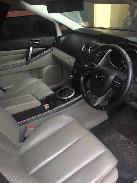 Mazda CX-7 build up tahun 2011 triptonic tipe tertinggi