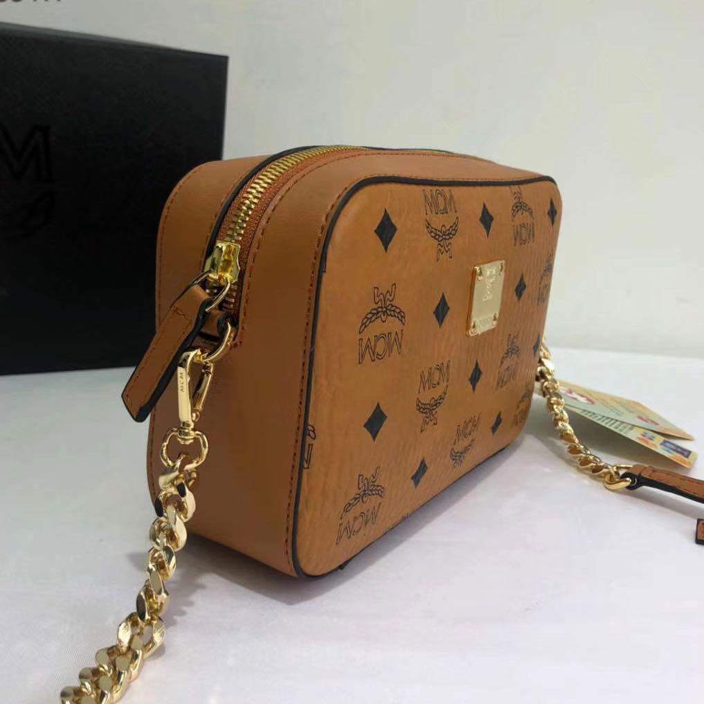 Mcm camera bag 🔥