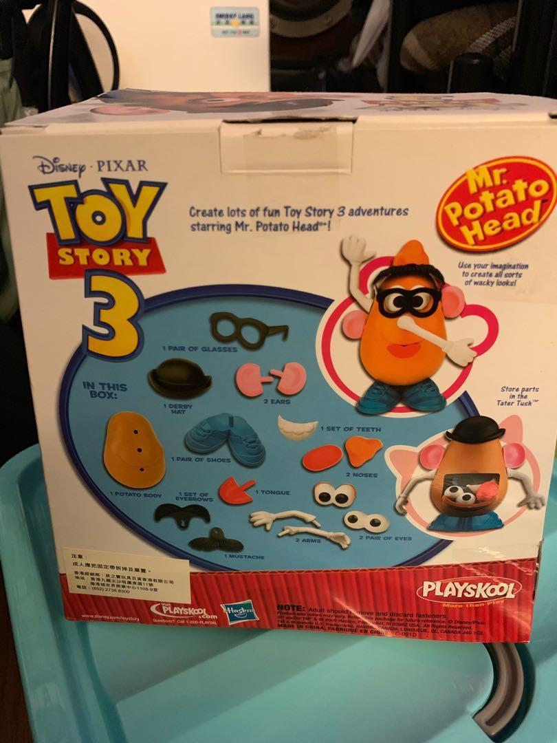 Mr Potato Head Toy Story 薯蛋頭先生