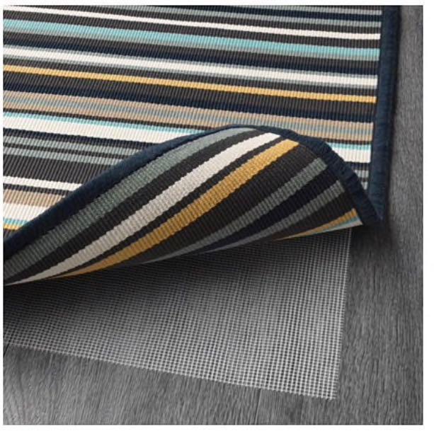 Multicolor rug flatwoven carpet 地氈 地毯 size 133*195cm