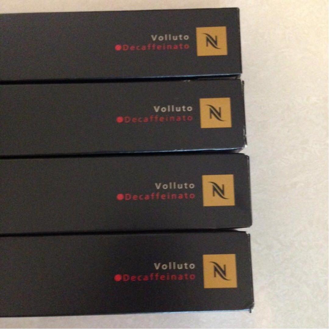 Nespresso 咖啡粉囊 Coffee Capsules   味道 : Volluto Decaffeinato