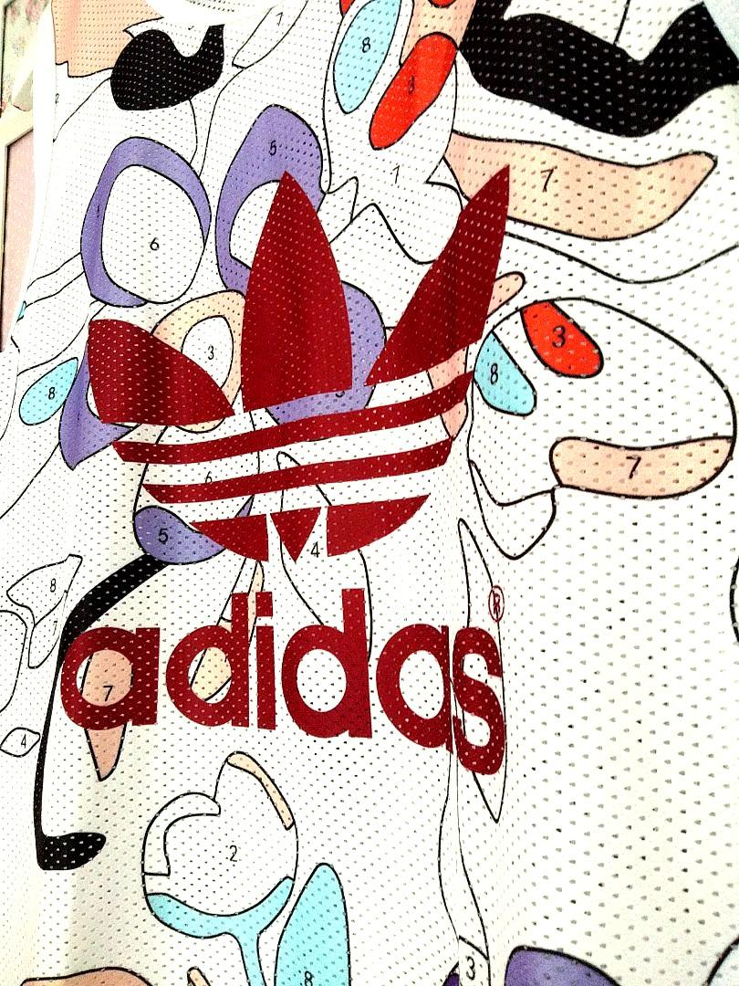 NEW ❤ ADIDAS TOP.
