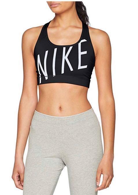 Nike victory compression sports bra (S