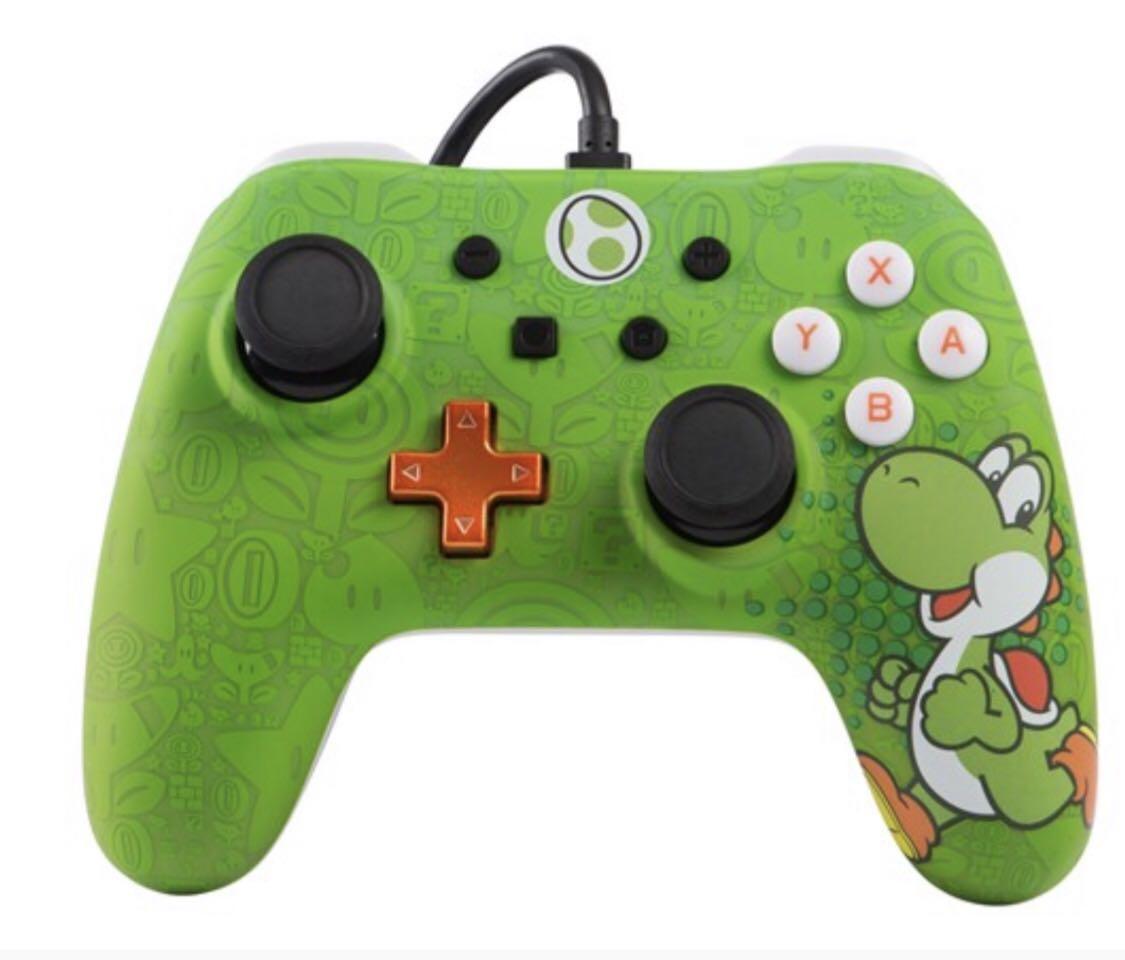 Nintendo Switch PowerA Wired Pro Controller