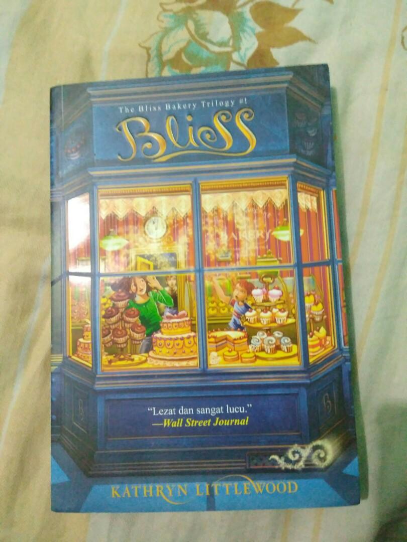 Novel Bliss Bakery Trilogy 1 by Kathryn Littlewood