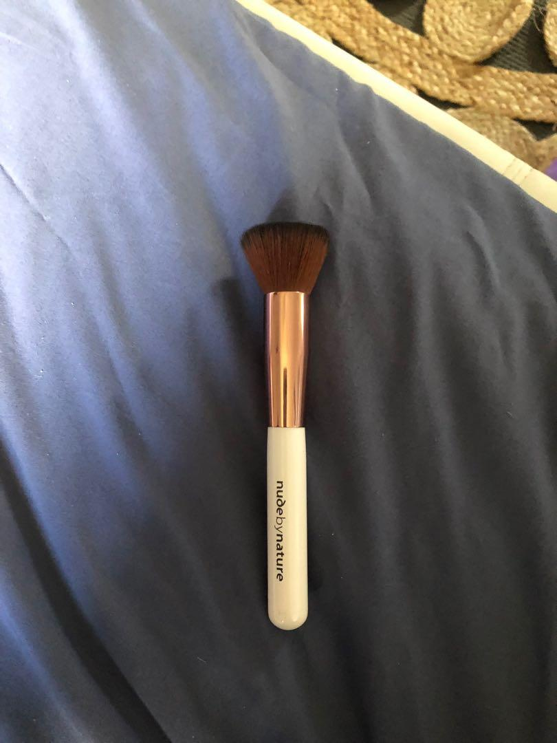 Nude by nature makeup brush