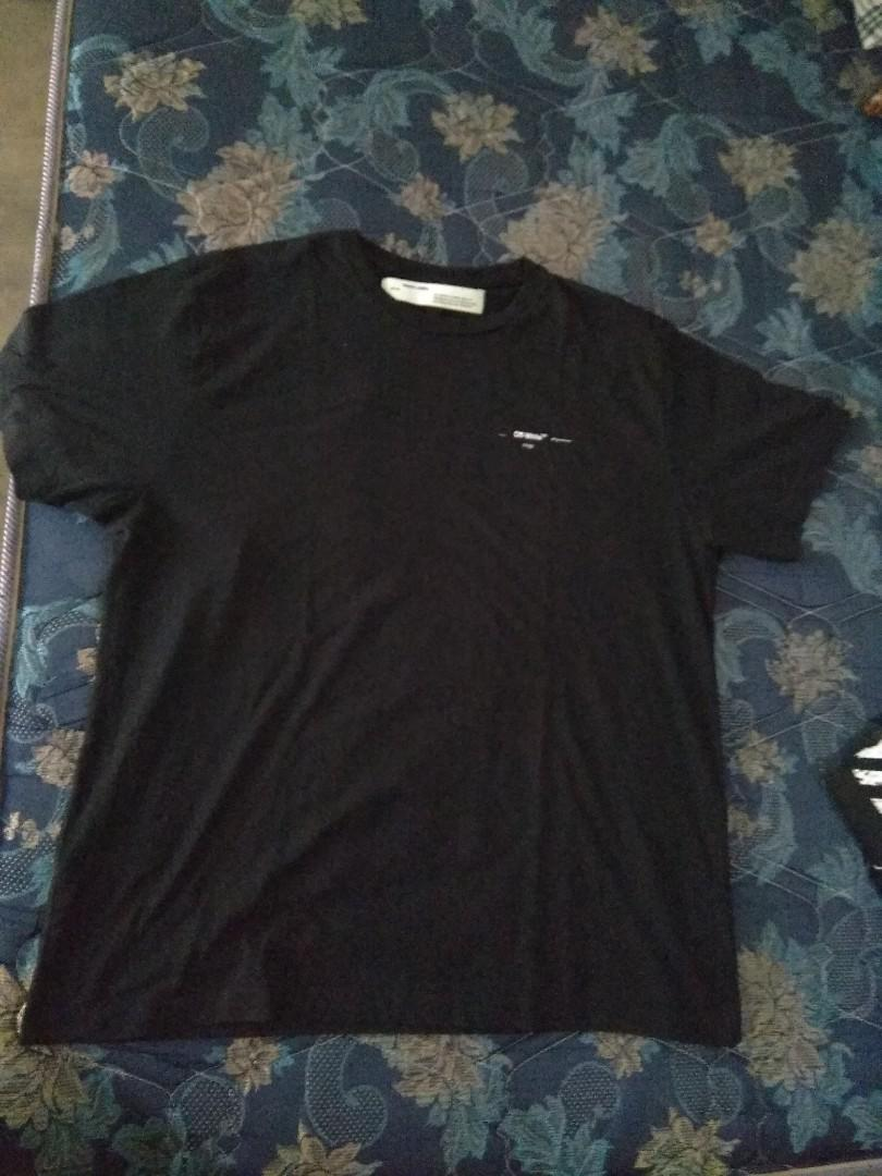 Offwhite Colored Tee