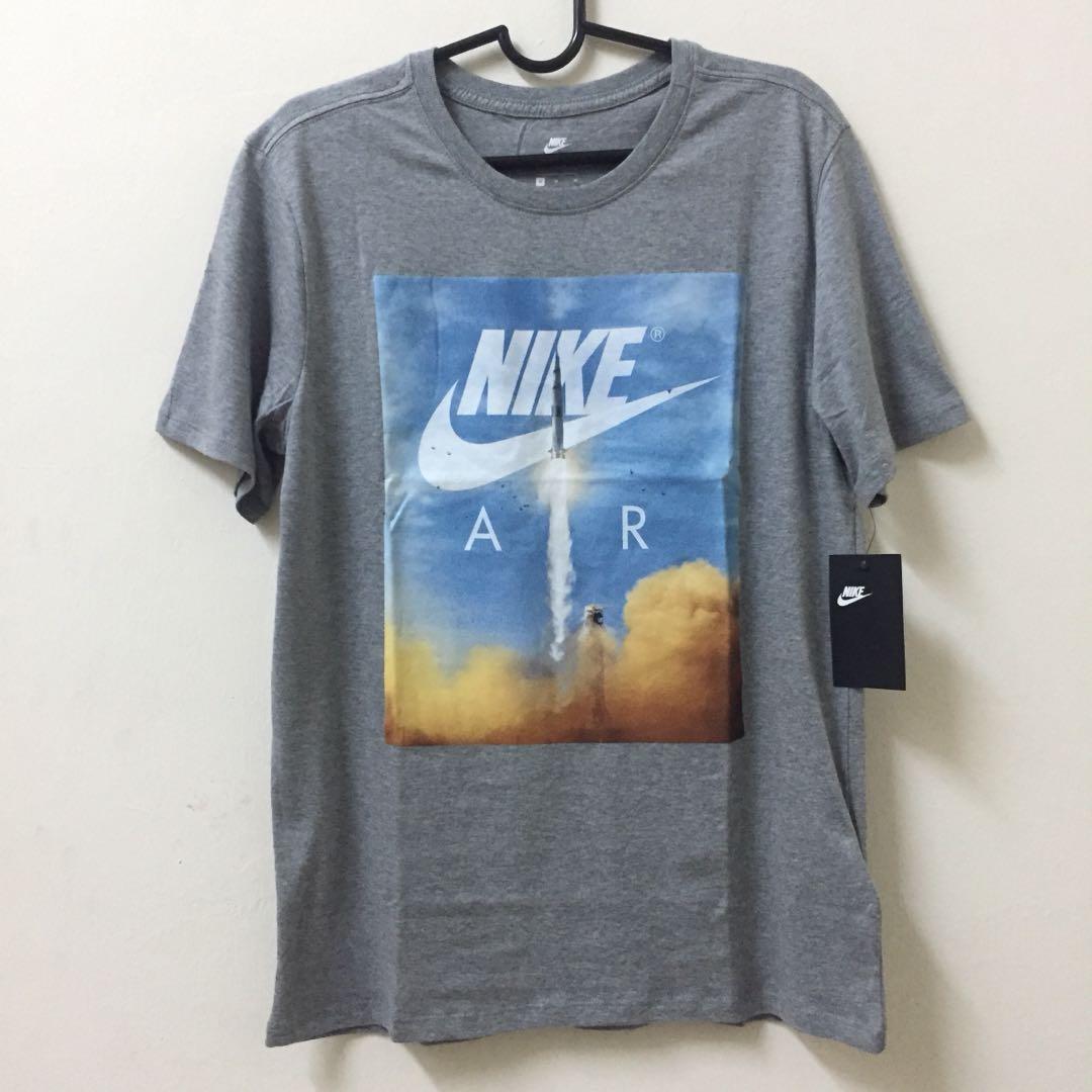 e9cf3cc0 [ORI] Nike Air Rocket Tee, Men's Fashion, Clothes, Tops on Carousell