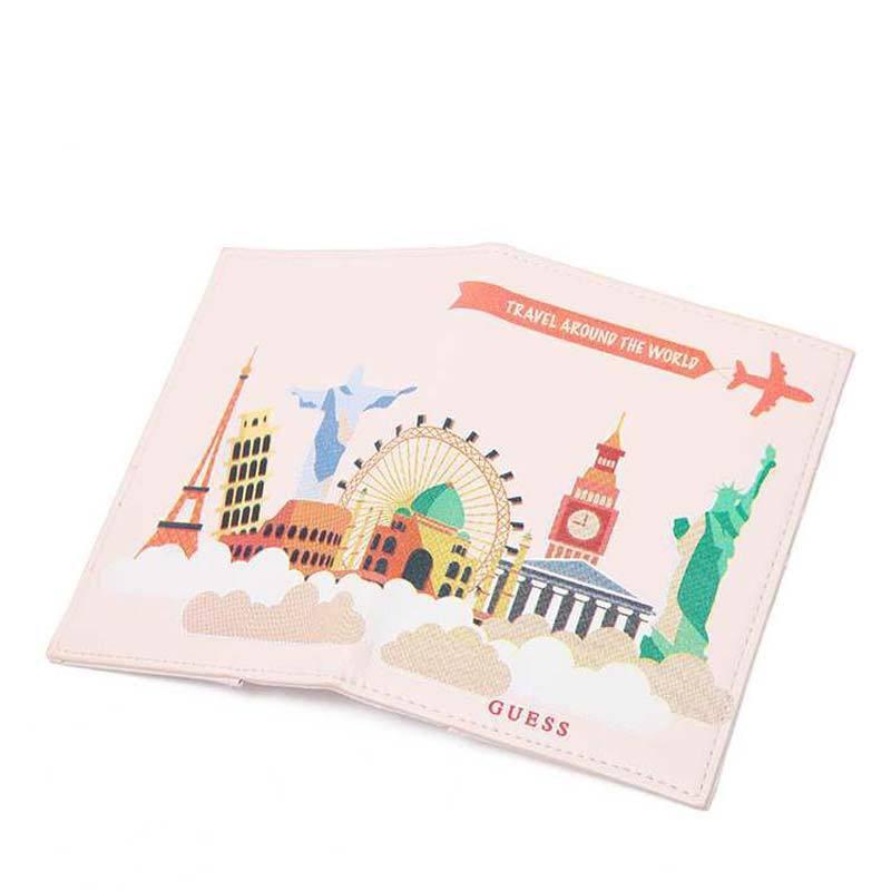 ORIGINAL GUESS PASSPORT WALLET