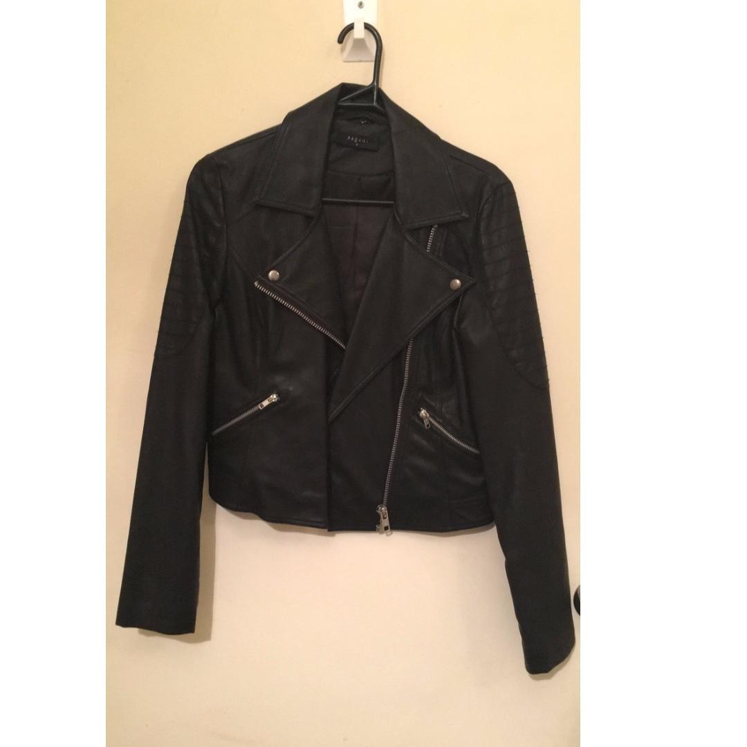 Pagani Leather Jacket