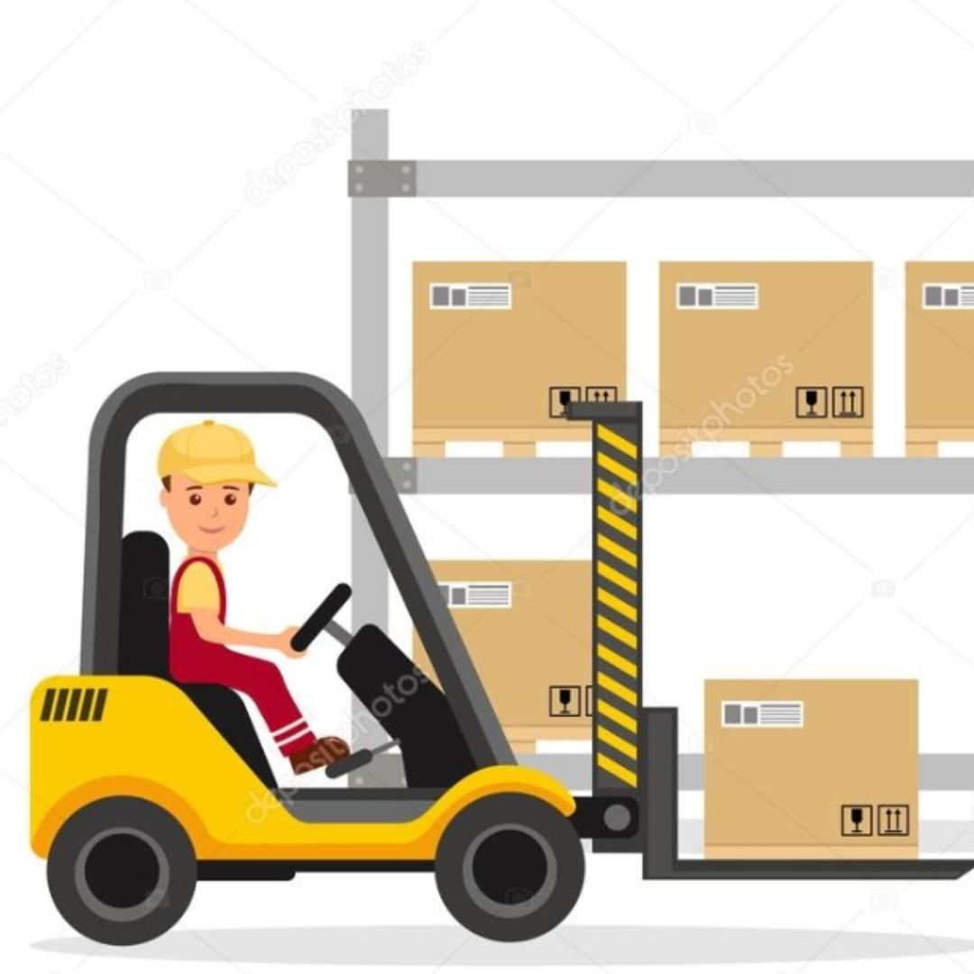 Perm forklift, North east area, Gross salary $2000!!