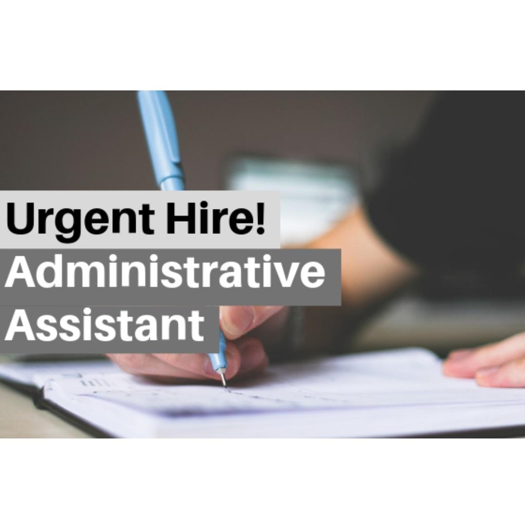 Personal Assistant and Corporate Affairs Executive