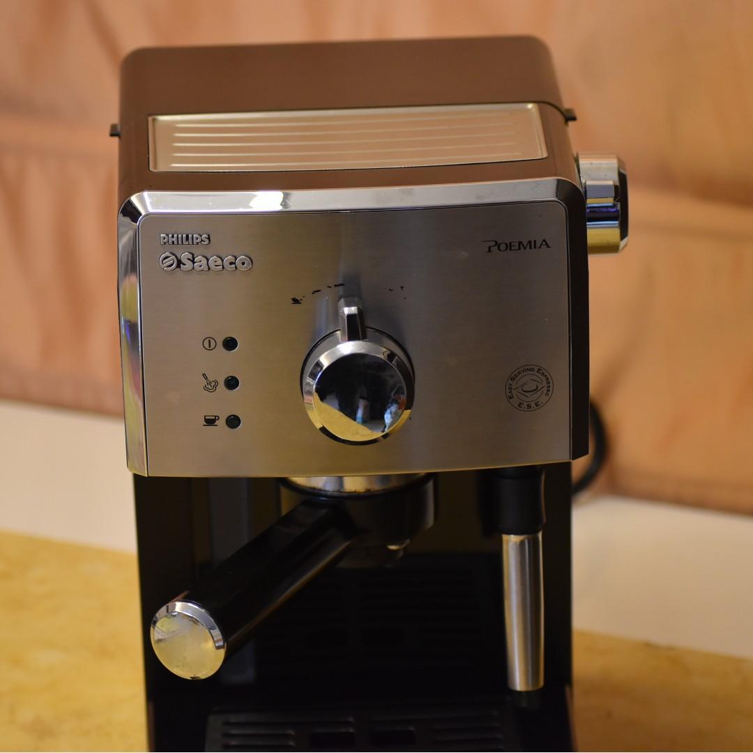 Philips Saeco Poemia 特濃咖啡機