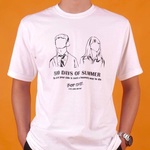 Pop cult: kaos 500 days of summer