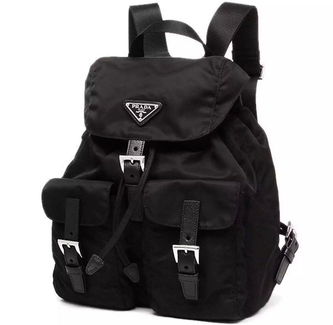 Prada backpack 🔥